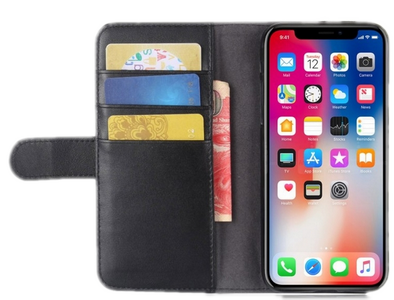 etui-iphone-x-simili-cuir-noir